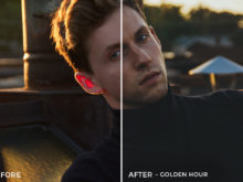 3 Golden Hour - Barrington Orr Presets & Brushes Bundle - Barrington Orr Photography - FilterGrade Digital Marketplace