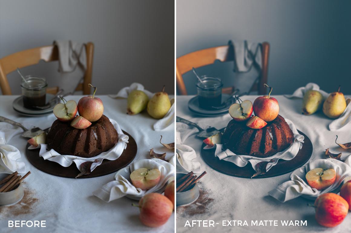 Extra-Matte-Warm-Black.White_.Vivid-Food-and-Still-Life-Lightroom-Presets-FilterGrade