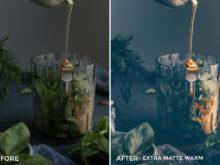 Extra-Matte-Warm-1-Black.White_.Vivid-Food-and-Still-Life-Lightroom-Presets-FilterGrade