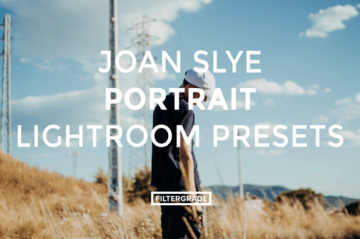 Featured 1 Joan Slye Portrait Lightroom Presets - FilterGrade Digital Marketplace