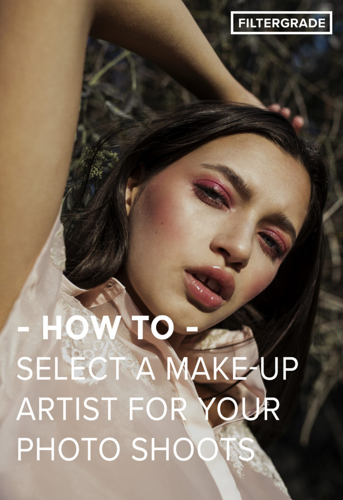 Featured 1 - How to Select a Make-Up Artist for Your Photo Shoots