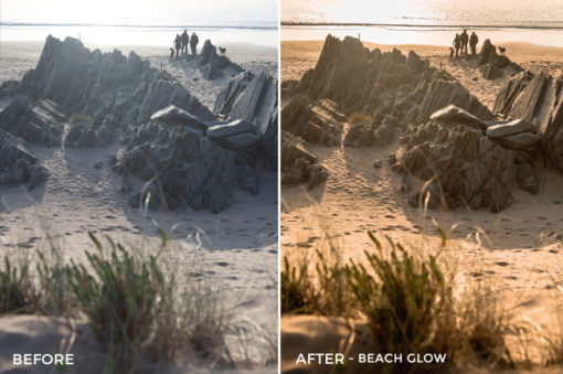 1 Beach Glow - Wayne Farrell Lightroom Presets - Wayne farrell Photography - Filtergrade Digital Marketplace