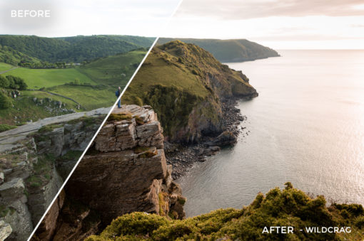 11 Wildcrag - Wayne Farrell Lightroom Presets - Wayne farrell Photography - Filtergrade Digital Marketplace