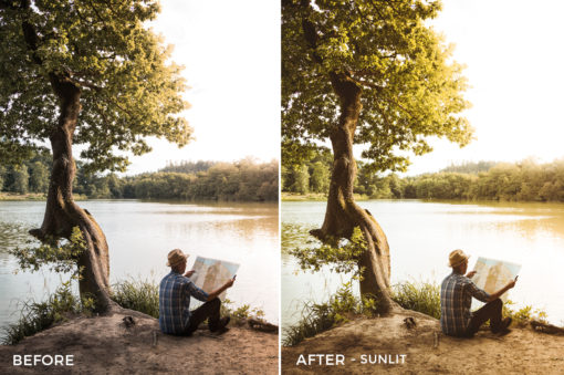 10 Sunlit - Wayne Farrell Lightroom Presets - Wayne farrell Photography - Filtergrade Digital Marketplace