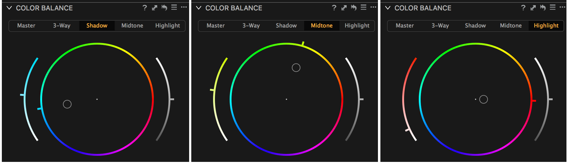 color balance capture one tutorial