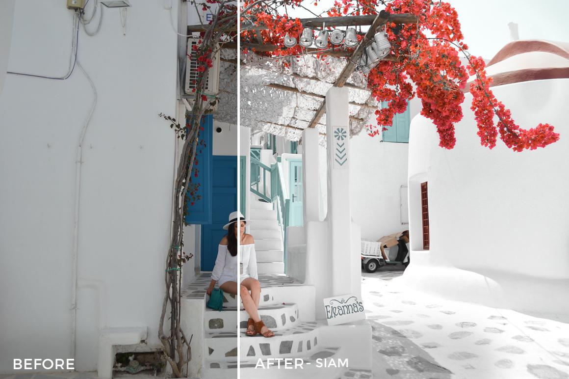 9 Siam - Aide Merino Emerald Lightroom Presets - FilterGrade Digital Marketplace