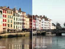 5 Ruby - Aide Merino Emerald Lightroom Presets - FilterGrade Digital Marketplace