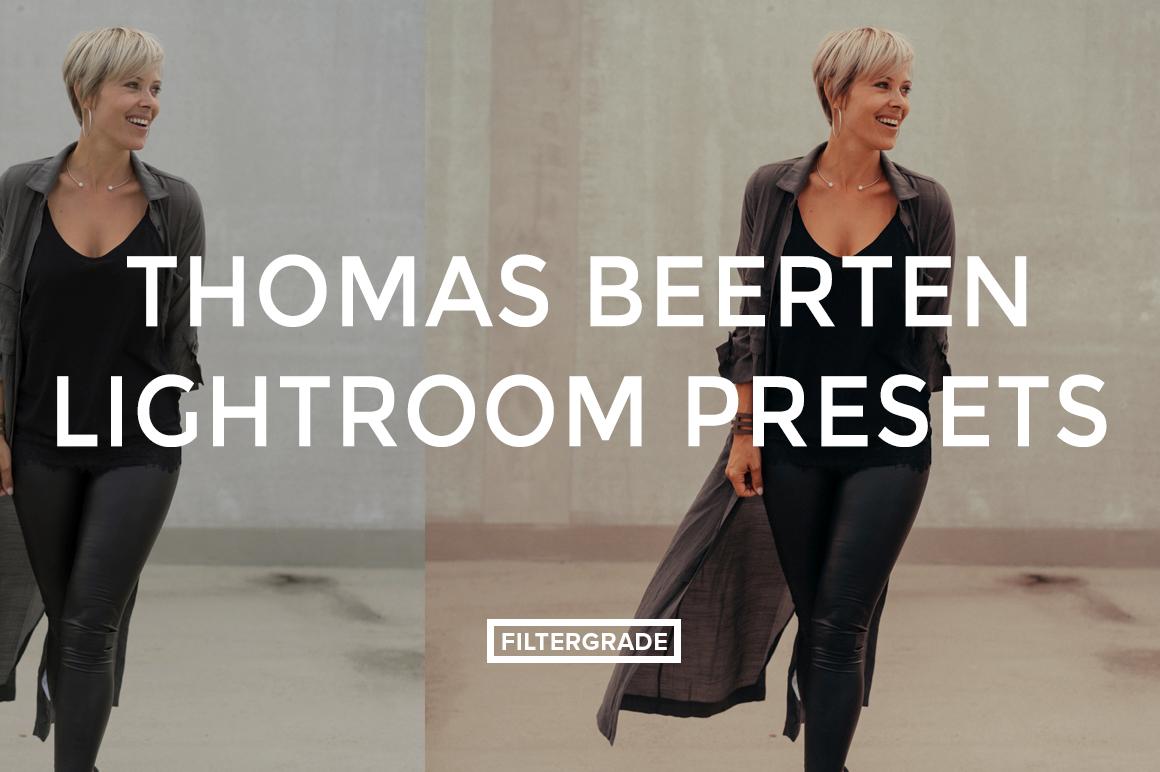 Cover - Thomas Beerten Lightroom Presets - Thomas C Beerten Photography - FilterGrade Digital Marketplace