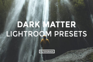 Featured - Dark Matter Lightroom Presets - Noah Humphreys Photography - FilterGrade Digital Marketplace