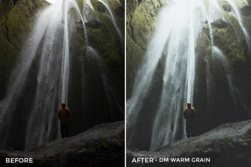 7 DM Warm Grain- Dark Matter Lightroom Presets - Noah Humphreys Photography - FilterGrade Digital Marketplace