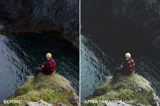 5 DM Harsh Light - Dark Matter Lightroom Presets - Noah Humphreys Photography - FilterGrade Digital Marketplace