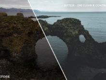 3 DM Clear & contrast - Dark Matter Lightroom Presets - Noah Humphreys Photography - FilterGrade Digital Marketplace