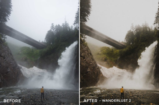 2 Wanderlust - Ryan Dodson Wanderlust Lightroom Presets - FilterGrade Digital Marketplace