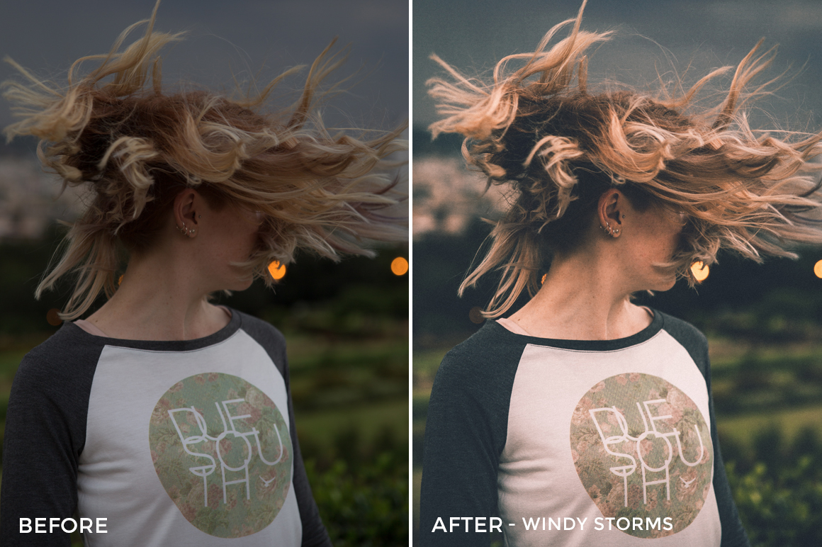 10 Windy Storms - Louw Lemmer Lightroom Presets 2.0 - FilterGrade Digital Marketplace