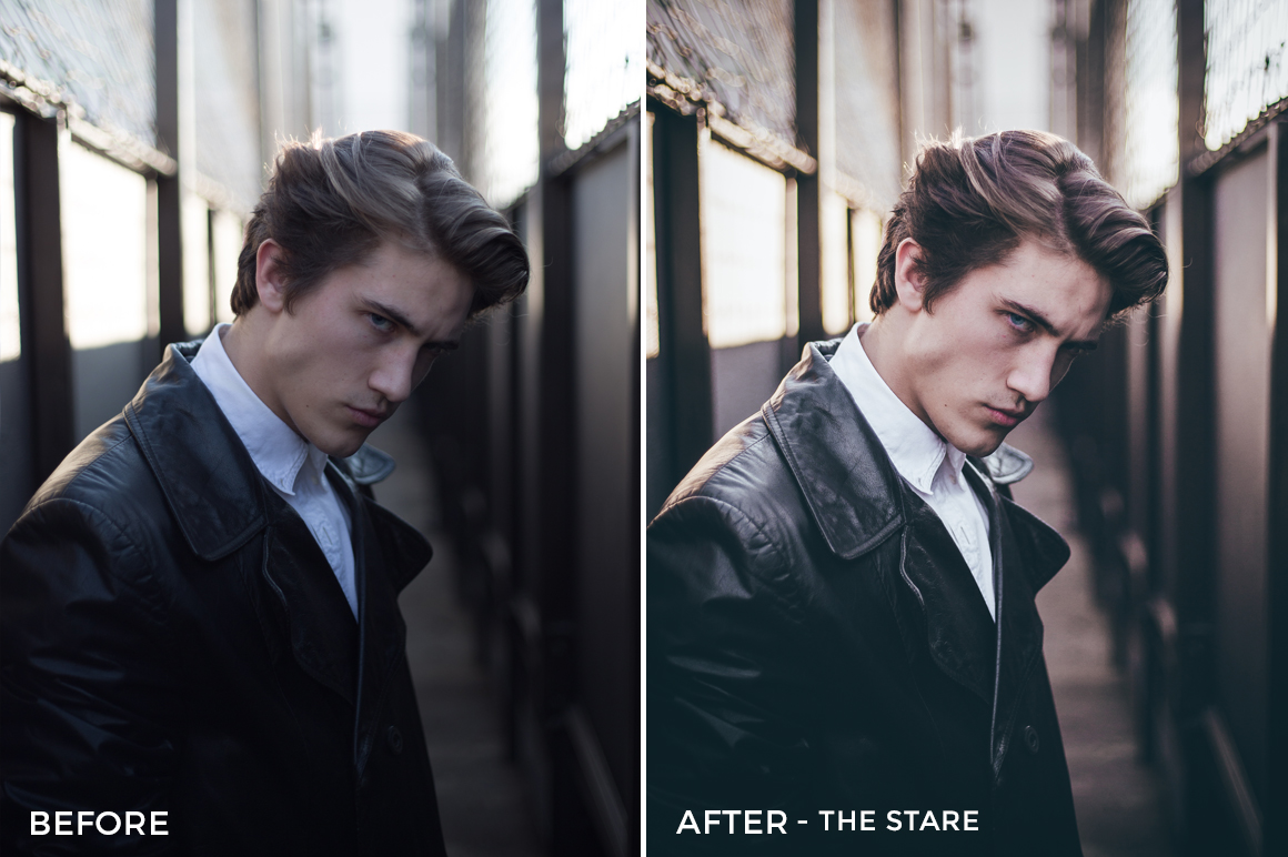 9 the Stare - Louw Lemmer Lightroom Presets 2.0 - FilterGrade Digital Marketplace