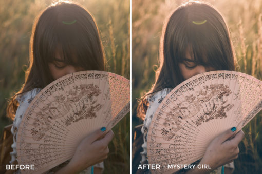 7 Mystery Girl - Louw Lemmer Lightroom Presets 2.0 - FilterGrade Digital Marketplace