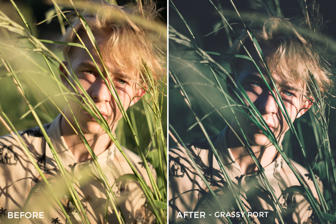 5 grassy Port - Louw Lemmer Lightroom Presets 2.0 - FilterGrade Digital Marketplace