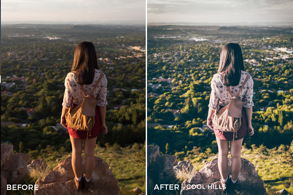 2 Cool Hills - Louw Lemmer Lightroom Presets 2.0 - FilterGrade Digital Marketplace