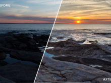9 Loaded Landscapes Aurora HDR Presets - FilterGrade Digital Marketplace