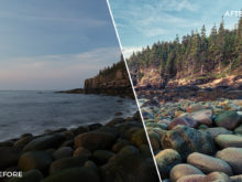 5 Loaded Landscapes Aurora HDR Presets - FilterGrade Digital Marketplace
