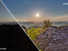 2 Loaded Landscapes Aurora HDR Presets - FilterGrade Digital Marketplace