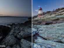 1 Loaded Landscapes Aurora HDR Presets - FilterGrade Digital Marketplace