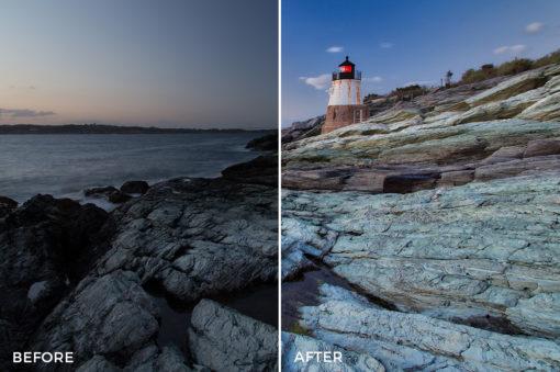 1 Loaded Landscapes Aurora HDR Presets - FilterGrade Digital Marketplace