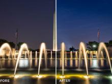 10 HDR Hero Lightroom Presets - Marc Andre Loaded Landscapes - FilterGrade Digital Marketplace