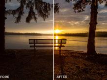 6 HDR Hero Lightroom Presets - Marc Andre Loaded Landscapes - FilterGrade Digital Marketplace