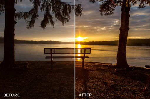 6 HDR Hero Lightroom Presets - Marc Andre Loaded Landscapes - FilterGrade Digital Marketplace