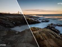 3 HDR Hero Lightroom Presets - Marc Andre Loaded Landscapes - FilterGrade Digital Marketplace