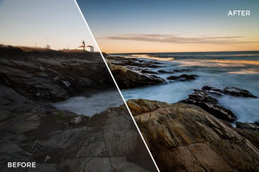 3 HDR Hero Lightroom Presets - Marc Andre Loaded Landscapes - FilterGrade Digital Marketplace