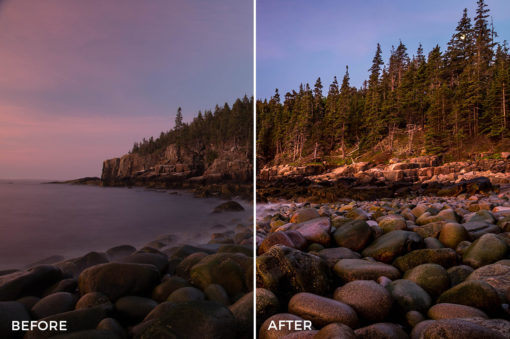 1 HDR Hero Lightroom Presets - Marc Andre Loaded Landscapes - FilterGrade Digital Marketplace