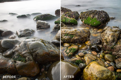 14 Landscape Legends lightroom Presets & Brushes - Marc Andre Photography - FilterGrade Digital Marketplace