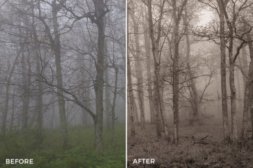 7 Landscape Legends lightroom Presets & Brushes - Marc Andre Photography - FilterGrade Digital Marketplace