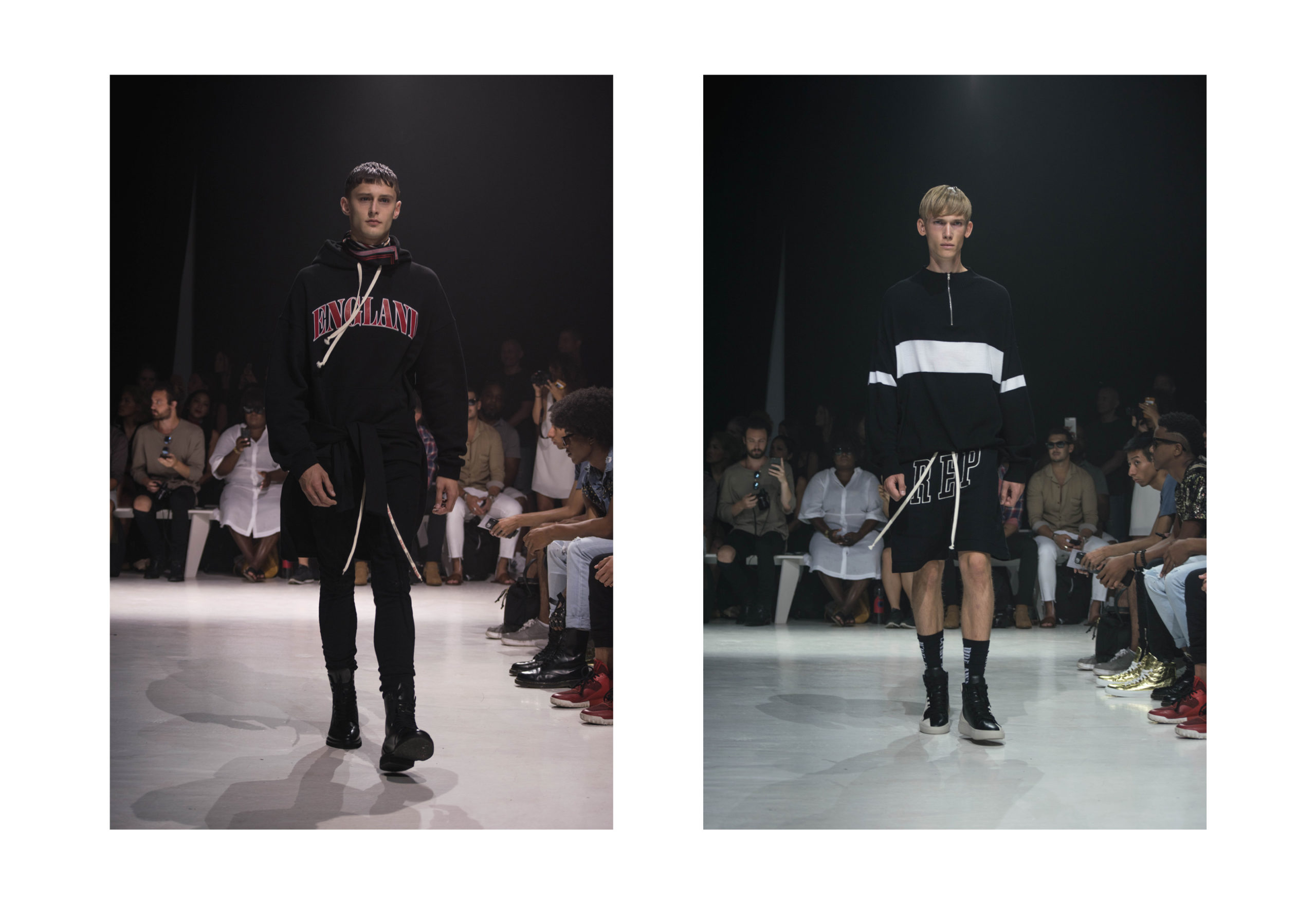 Represent Clothing SS18 Highlights from New York Fashion Week- Men's 2017 - FilterGrade Blog