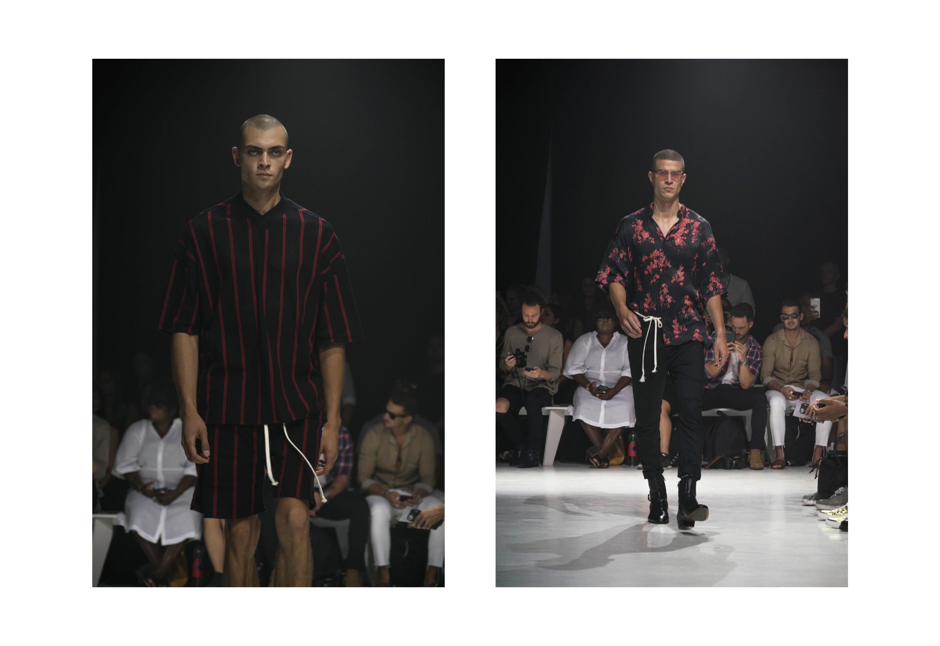 walker - Represent Clothing SS18 Highlights from New York Fashion Week- Men's 2017 - FilterGrade Blog