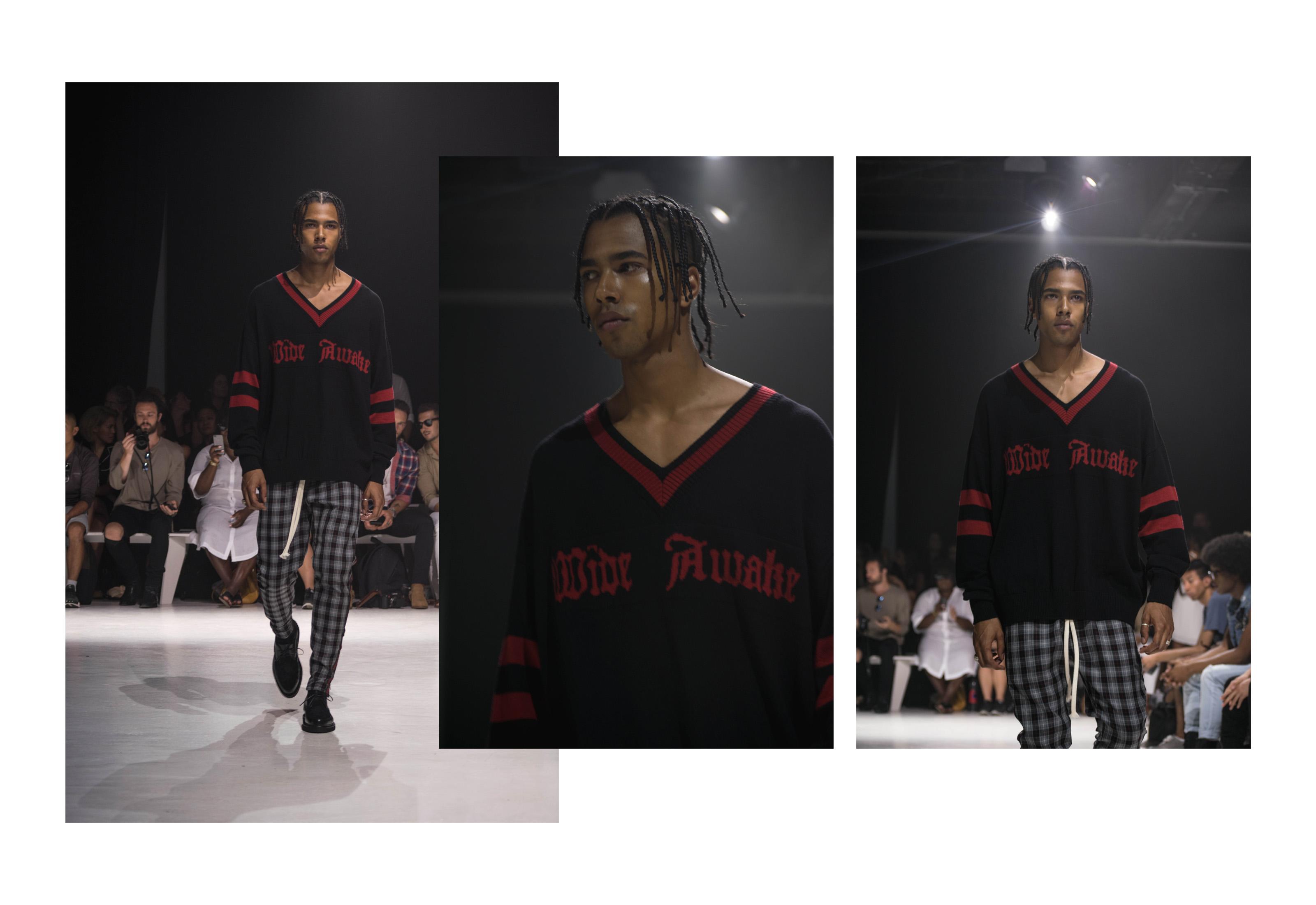 Sadj Represent Clothing SS18 Highlights from New York Fashion Week- Men's 2017 - FilterGrade Blog