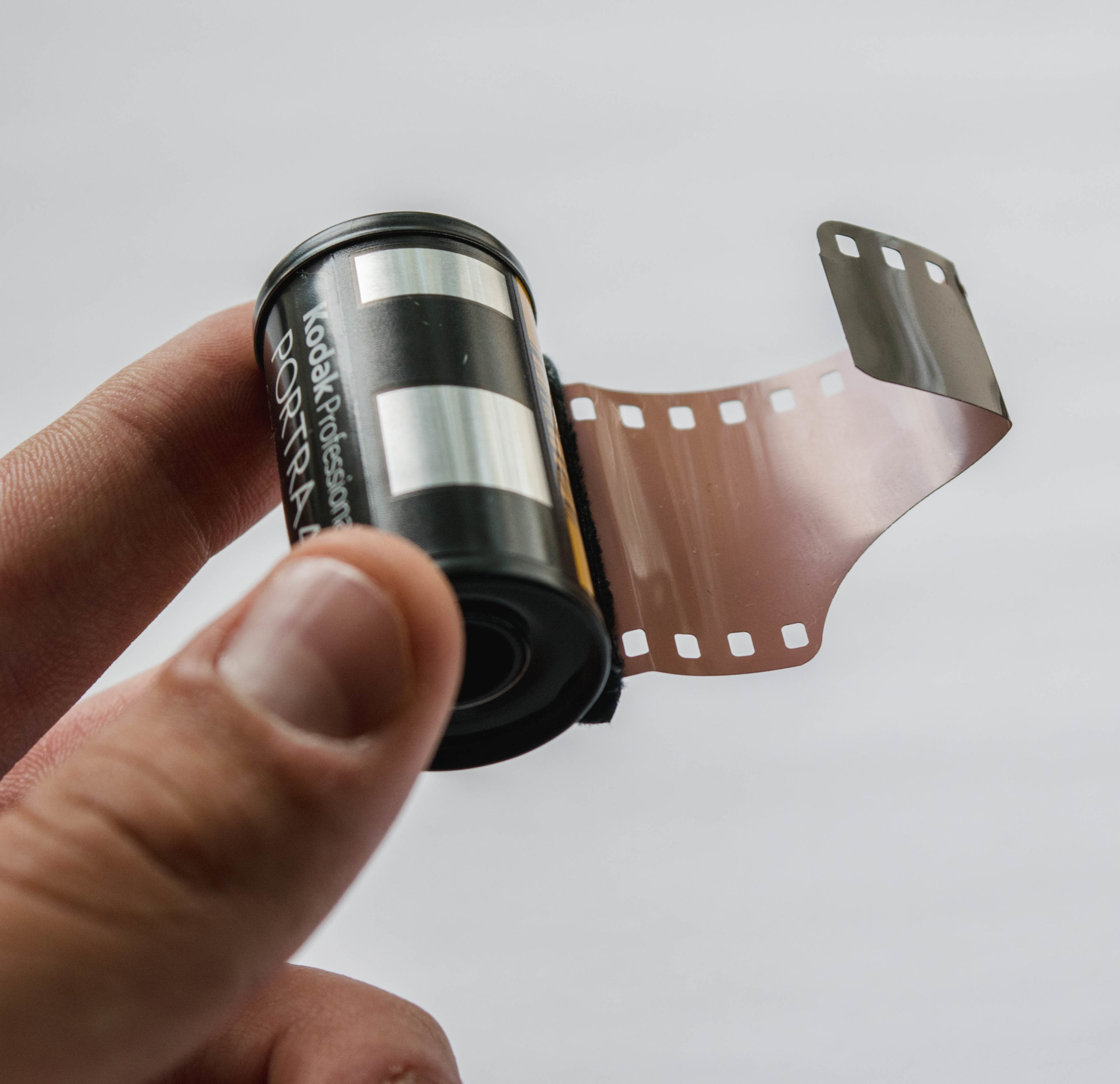 Film Cannister How to Load Film into a 35mm Film Camera - FilterGrade Blog