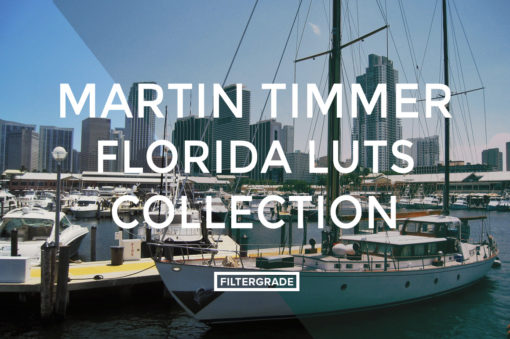 Featured Martin Timmer Florida LUTs Collection - FilterGrade Digital Marketplace