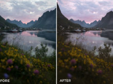 4 Joel Hypponen Lightroom Presets - Joel Hypponen Photography - FilterGrade Digital Marketplace