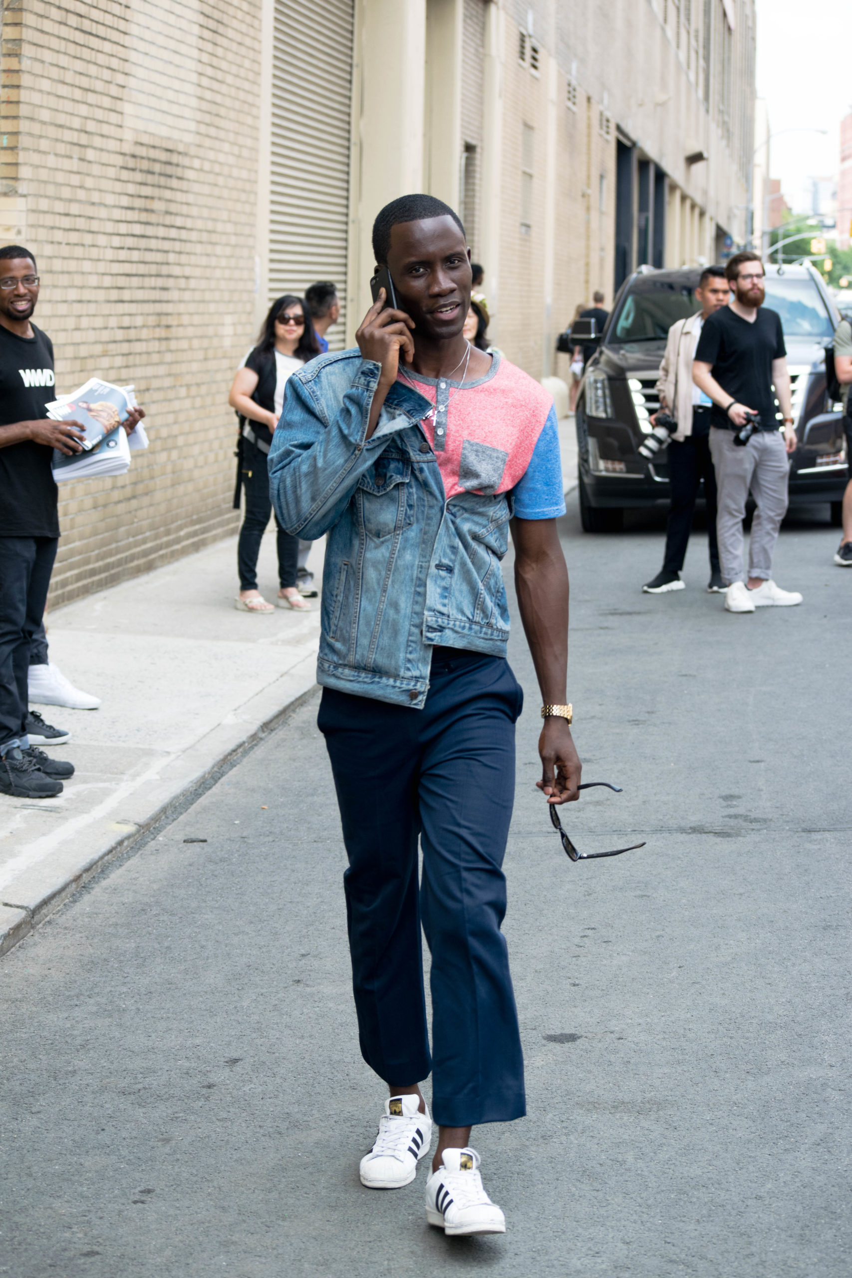 Street Fashion: New York Men's Fashion Week 2017 - FilterGrade Blog