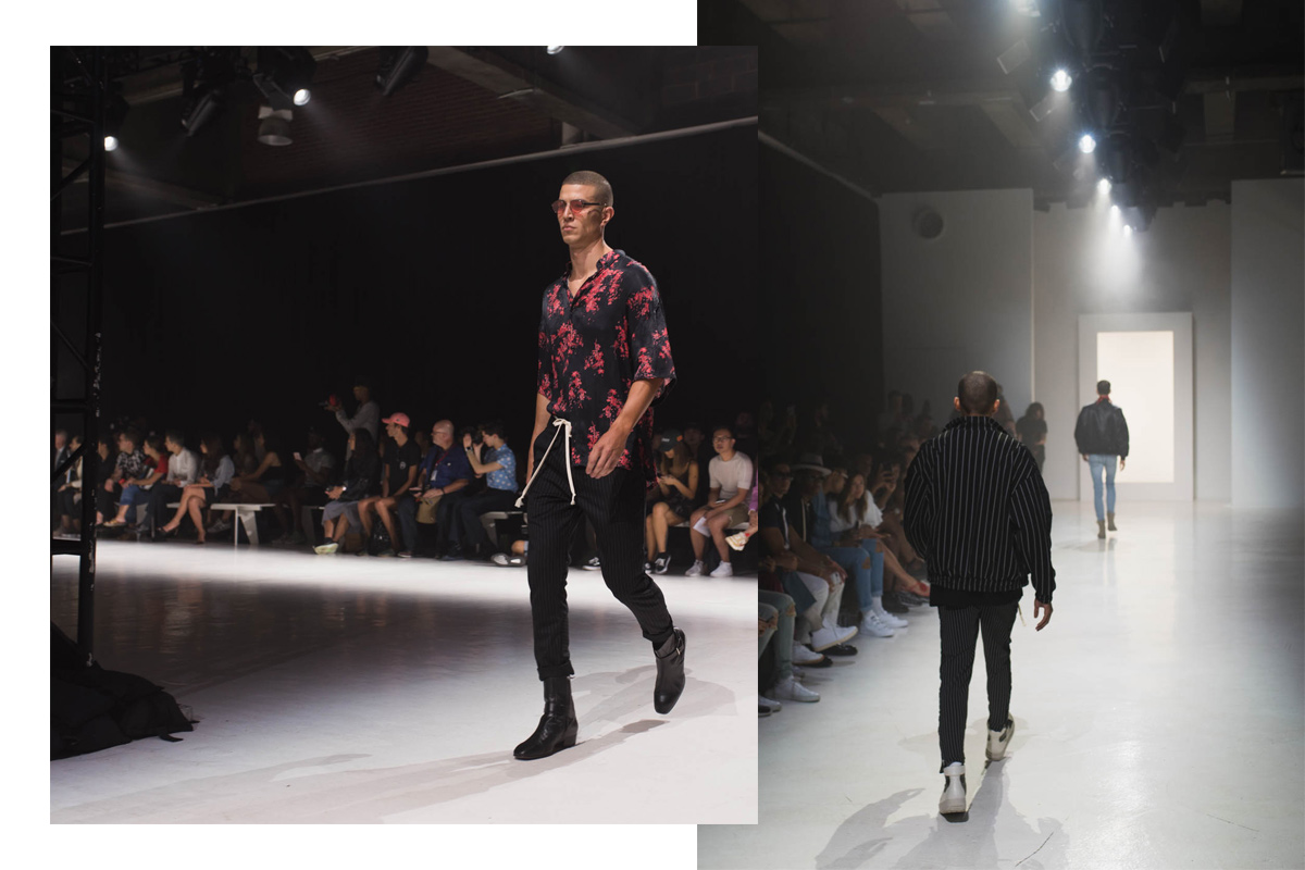 represent clothing spring summer 2018 showing new york fashion week
