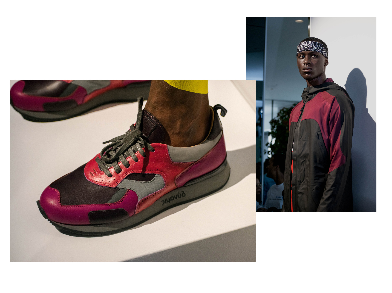 DYNE 1 - New York Men's Fashion Week Highlights 2017 - FilterGrade Blog