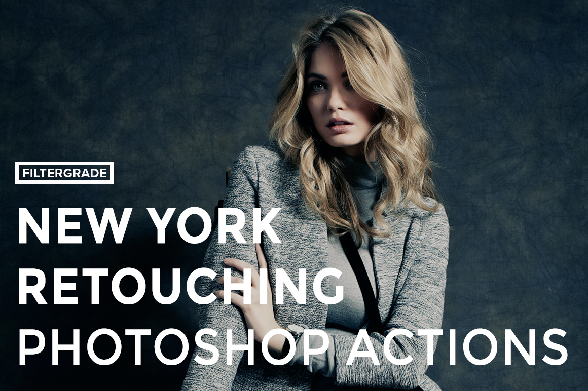 New York Retouching Photoshop Actions