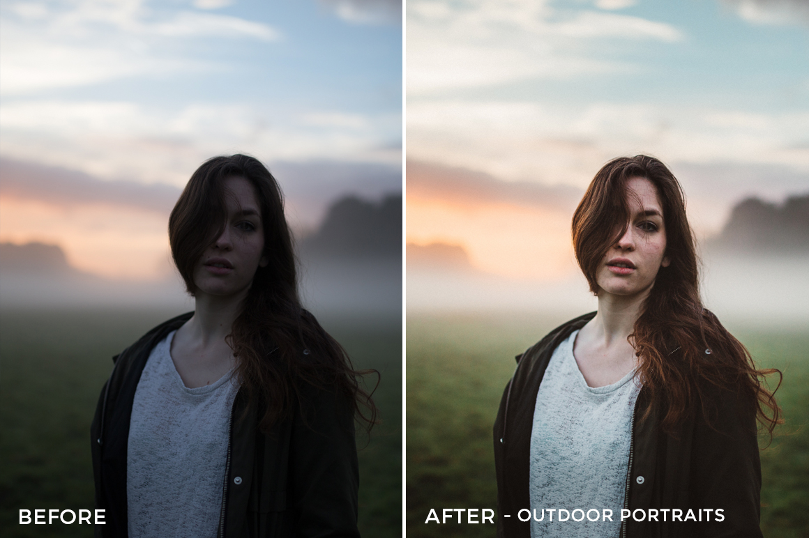 4 Outdoor Portraits - Arga Lightroom Presets - Argatyana Wibawa Photography - FilterGrade Digital Marketplace
