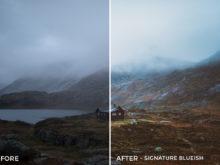 2 Signature Blueish - Arga Lightroom Presets - Argatyana Wibawa Photography - FilterGrade Digital Marketplace