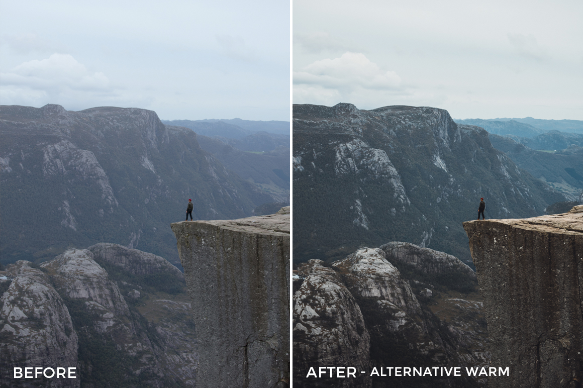 1 Alternative Warm - Arga Lightroom Presets - Argatyana Wibawa Photography - FilterGrade Digital Marketplace