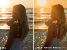 10 Portrait Moods 3 - TJ Drysdale Lightroom Presets - TJ Drysdale Nature & Portrait Photography - FilterGrade Digital Marketplace