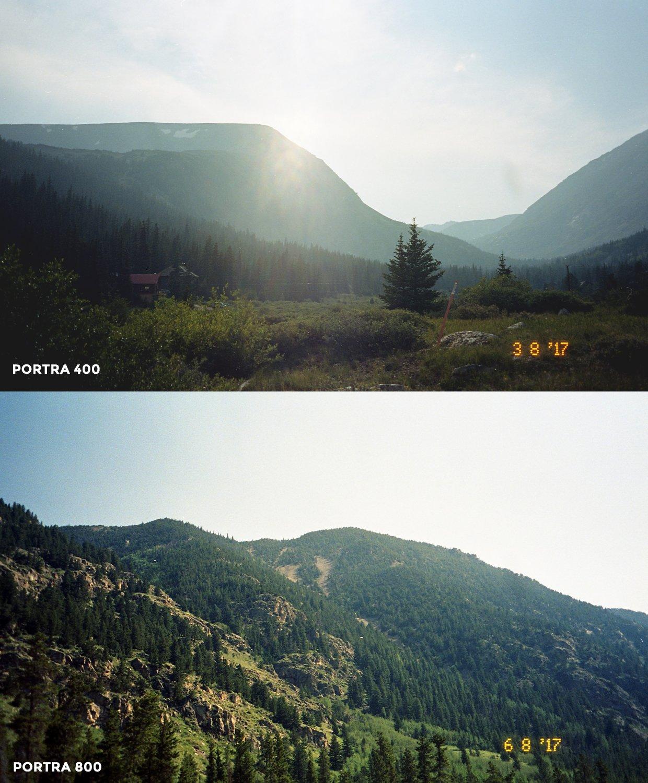 Update 4 - Kodak Portra 400 vs. Kodak PortrA 800 - FILTERGRADE BLOG
